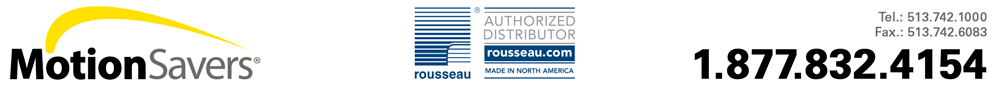 Rousseau from Motion Savers