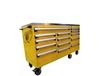 """Mobile Multi-Drawer Cabinet, 14 drawers (72""""W X 24""""D X 41½""""H)"""