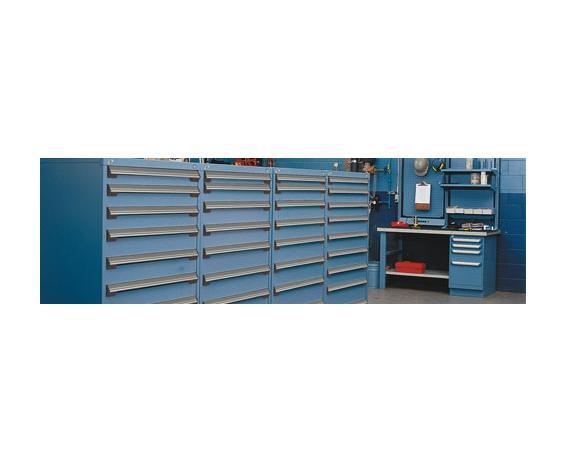 "Heavy-Duty Cabinet, 4 drawers (24""W X 21""D X 30""H)"