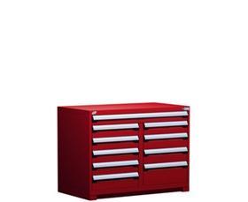 Multi Drawer Cabinet, 10 Drawers (48u0026quot;W X 24u0026quot ...